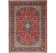 Link to 9' 5 x 12' 9 Kashan Persian Rug