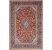 Link to 9' 3 x 13' 7 Kashan Persian Rug