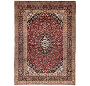 Link to 9' 9 x 13' 1 Kashan Persian Rug