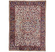 Link to 8' 3 x 11' Heriz Persian Rug