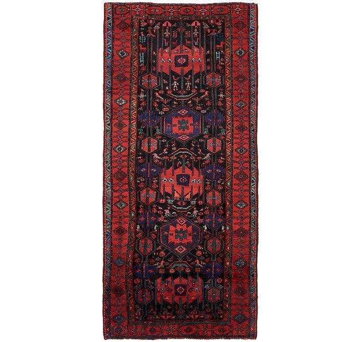 4' 9 x 10' 10 Sirjan Persian Runner Rug
