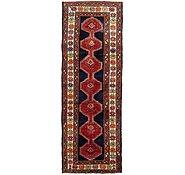 Link to 3' 5 x 9' 11 Hamedan Persian Runner Rug
