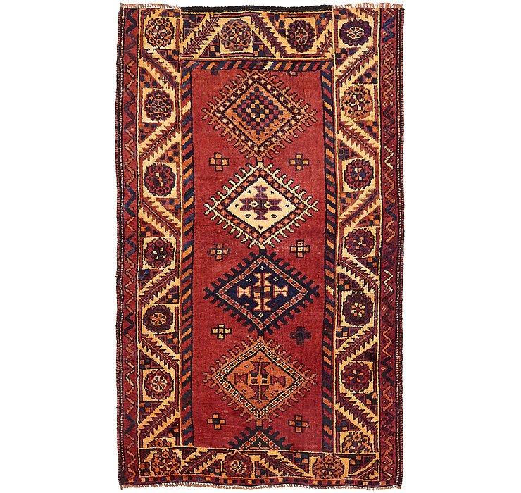 4' 2 x 7' 1 Shiraz Persian Rug
