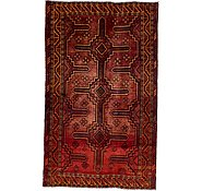 Link to 4' 10 x 8' Shiraz Persian Rug