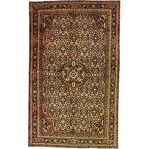 5' 2 x 8' 5 Hossainabad Persian Rug
