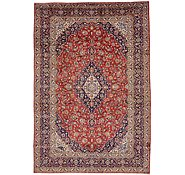 Link to 9' 5 x 13' 10 Kashan Persian Rug