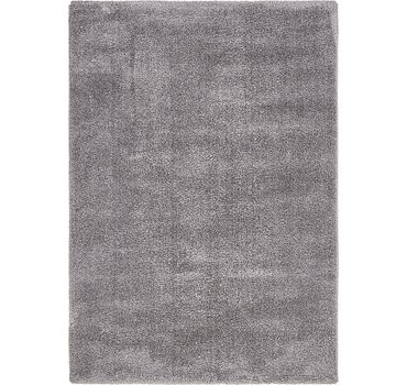 160x229 Luxe Solid Shag Rug
