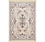 Link to 6' 7 x 9' 9 Tabriz Design Rug