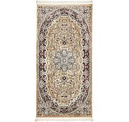 Link to 4' 4 x 8' 10 Isfahan Design Rug