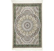 Link to 122cm x 185cm Nain Design Rug
