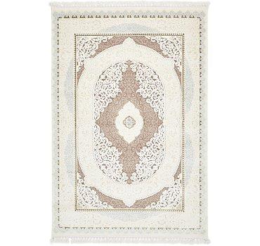 157x234 Tabriz Design Rug