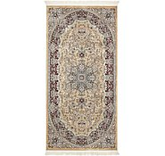 Link to 4' 4 x 8' 9 Isfahan Design Rug