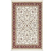 Link to 6' 5 x 9' Kashan Design Rug