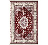 Link to Unique Loom 6' 5 x 9' 10 Tabriz Design Rug