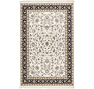 Link to 6' 4 x 10' Kashan Design Rug