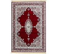Link to 6' 6 x 9' 10 Kerman Design Rug