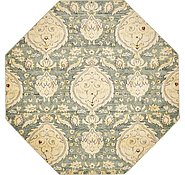 Link to 7' 6 x 7' 6 Classic Agra Octagon Rug