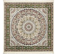 Link to 10' x 10' Nain Design Square Rug