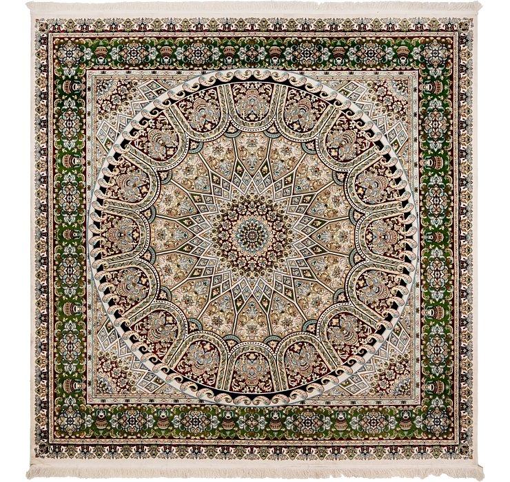10' x 10' Rabia Square Rug