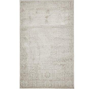 150x241 Monogram Rug