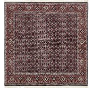 Link to 6' 7 x 6' 8 Bidjar Persian Square Rug