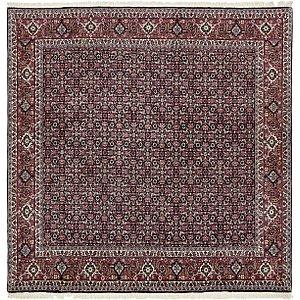 6' 7 x 6' 8 Bidjar Persian Square Rug
