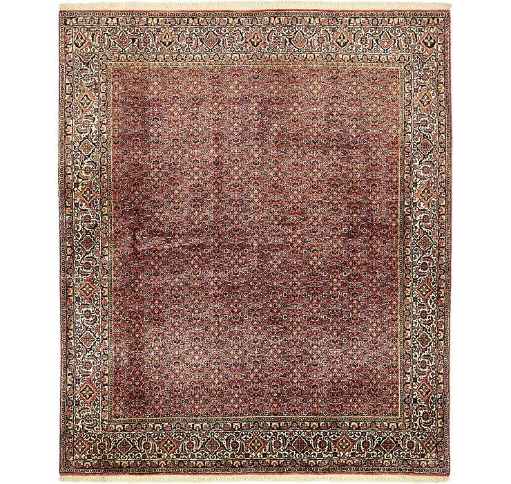 6' 9 x 7' 11 Bidjar Persian Rug
