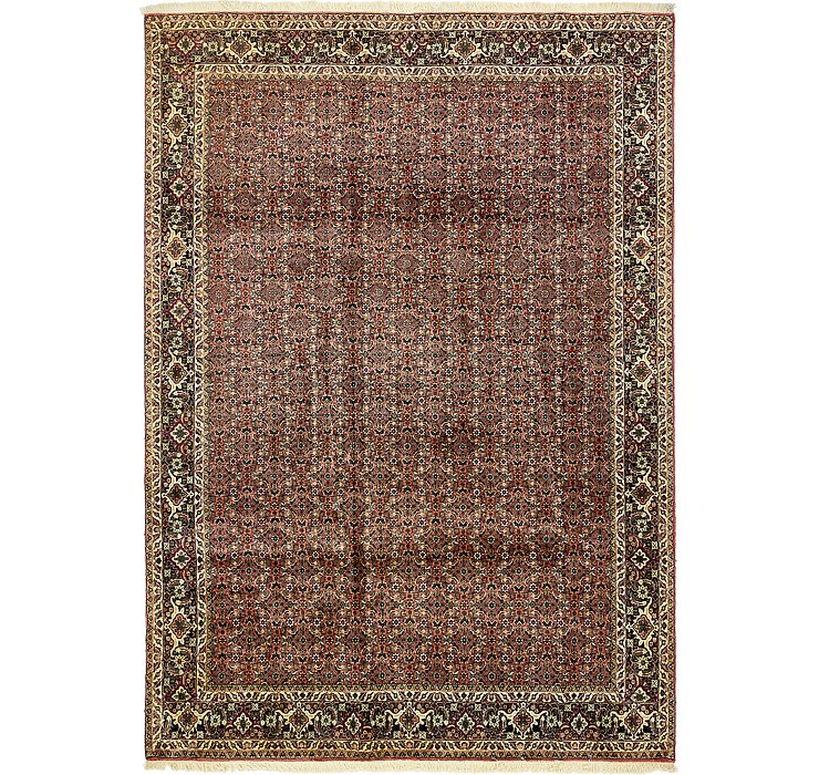 6' 8 x 9' 4 Bidjar Persian Rug