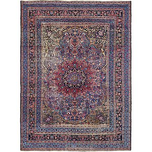 8' 8 x 11' 10 Birjand Persian Rug