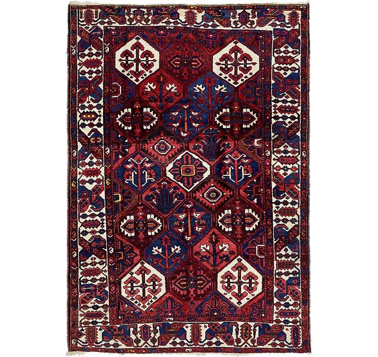 7' x 10' 1 Bakhtiari Persian Rug