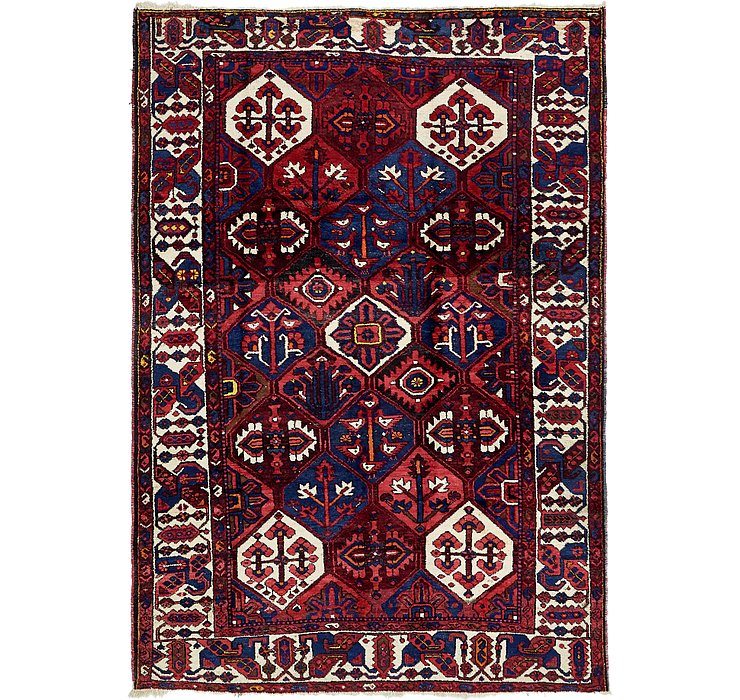 7' x 10' 1 Bakhtiar Persian Rug