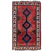 Link to 4' x 6' 9 Shiraz Persian Rug