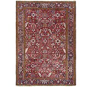 Link to 7' 2 x 10' Heriz Persian Rug