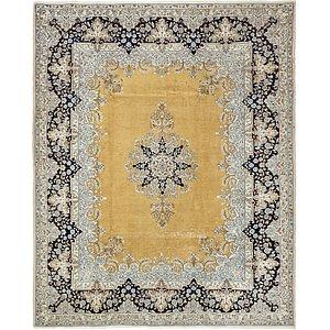 8' x 9' 9 Kerman Persian Rug