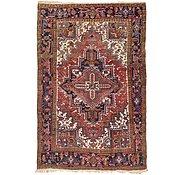 Link to 7' 5 x 10' 11 Heriz Persian Rug