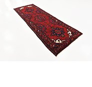 Link to 3' 8 x 10' 1 Hamedan Persian Runner Rug