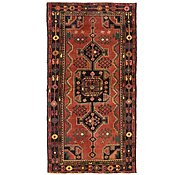 Link to 4' x 7' 7 Hamedan Persian Rug