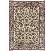 Link to 7' 7 x 10' 1 Tabriz Persian Rug