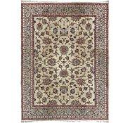 Link to 7' 7 x 10' 1 Tabriz Persian Rug