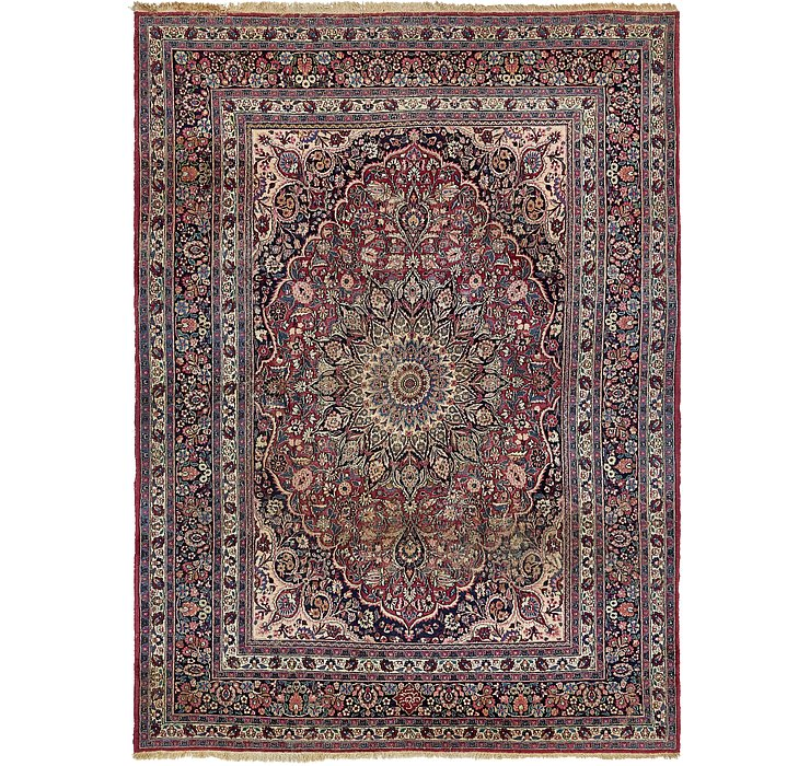 8' 9 x 12' Birjand Persian Rug