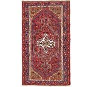 Link to 4' 1 x 7' 1 Hamedan Persian Rug