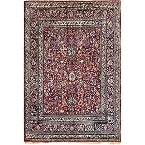 8' 4 x 11' 11 Mashad Persian Rug