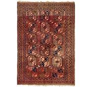Link to 5' 8 x 8' 2 Afghan Ersari Rug