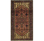 Link to 3' 4 x 6' 1 Roodbar Persian Rug