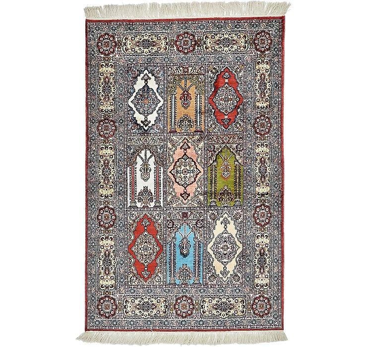 75cm x 122cm Hereke Oriental Rug