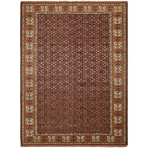 Oversized Red Kazak  Rugs
