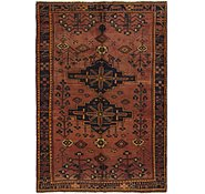 Link to 4' 2 x 6' Hamedan Persian Rug