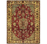 Link to 5' x 6' 8 Hamedan Persian Rug