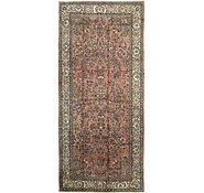 Link to 8' 10 x 19' 8 Sarough Persian Rug