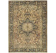 Link to 9' 8 x 12' 11 Heriz Persian Rug
